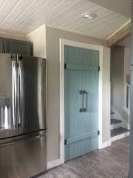 Barn Door Style Kitchen Cabinets Single Track Bypass Barn Door Hardware Doors Lowes Style Kitchen