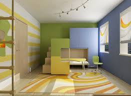Color For Kids Room Mapo House And Cafeteria - Color for kids room