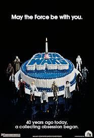 the original star wars film celebrates its 40th anniversary