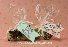 thank you favors 39 outstanding baby shower favor ideas cheekytummy
