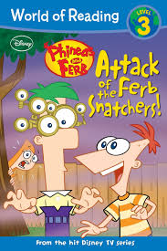 phineas and ferb attack of the ferb snatchers phineas and ferb wiki fandom