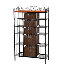 Large Bakers Rack 100 Rattan Bakers Rack Hekman Rattan Chinese Chippendale