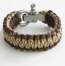 paracord braided bracelet images Premium colorful braided military paracord bracelet letters woven jpg
