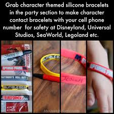 themed bracelets diy idea for a simple and character themed id bracelets for