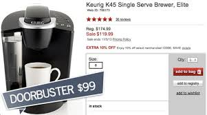 amazon black friday deals keurig top 20 black friday deals at macy u0027s keurig under 100 5 sheet