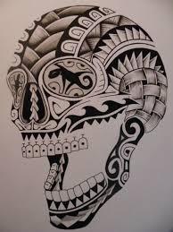 image result for polynesian skull image skulls