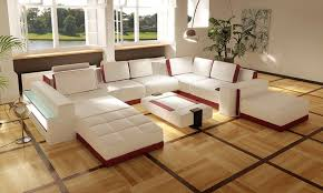 White Leather Couch Living Room Ideas Best  White Leather Sofas - Leather sofa design living room