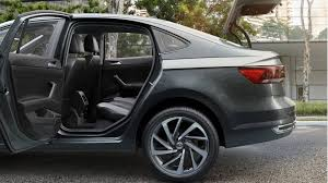 volkswagen sedan 2018 2018 volkswagen virtus images interior rear seat carblogindia
