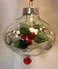 hand painted ornaments by alice schwartz artisans pinterest