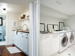Bathroom Laundry Ideas Basement Bathroom Laundry Room Combo