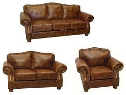 brown distressed leather sofa centerfieldbar com