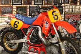 honda cr 500 championship caliber david bailey motocross feature stories