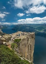 pulpit rock natural wonder in norway archives easy science for kids