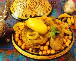 recette cuisine en arabe recette ragoût de poulet en arabe chtitha djedj