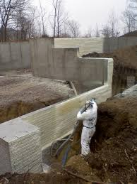 Spray Foam Insulation For Basement Walls by Homeowner Benefits Of Spf Insulation Air Barrier At A Glance