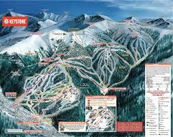 Breckenridge Colorado Map by Breckenridge Keystone Copper Ski Rental Delivery Black Tie Skis