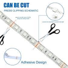 supli 20m 45m 5050 rgb 600 led strip flexible tape string lights