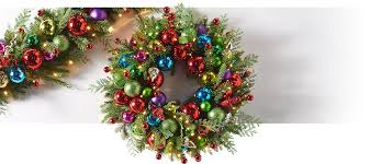 How To Decorate A Swag For Christmas Christmas Decorations Christmas Decor Holiday Decorations