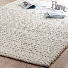 flokati teppich teppich beige stockholm 140x200 homely home pinterest