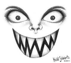 coloring fabulous halloween drawlings doodle drawings