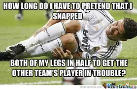 Soccer Player Meme - football soccer player s question by recyclebin meme center