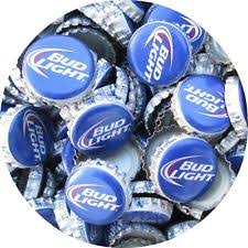 Bud Light Logo Bud Light Bottle Caps Ebay