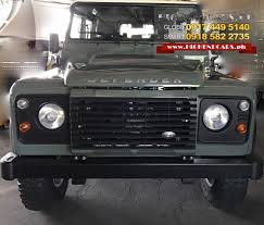land rover suv 2016 2016 land rover defender 110 suv diesel highendcars ph