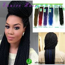 senegalese pre twisted hair pre twisted hair senegalese cheap synthetic hair black crochet