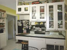 Wall Kitchen Cabinets With Glass Doors Chic Kitchen Cabinet Doors With Glass Kitchen Cabinets Ideas Wall