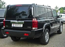 jeep commander silver jeep commander the real commander among suvs
