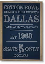 dallas cowboys greeting cards fine art america