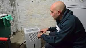 Basement Moisture Control How To Reduce Basement Humidity Wet Basement Fix Youtube