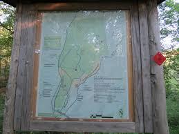 Hacklebarney State Park Map by Gone Hikin U0027 Hudson Highlands Gateway Park Ny