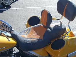 Motorcycle Seats Upholstery Custom Designed Motorcycle Seats Mc Modification Duane Smith
