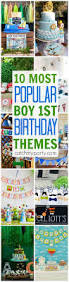 1st Birthday Party Decorations Homemade Best 25 1st Birthday Party Themes Ideas Only On Pinterest
