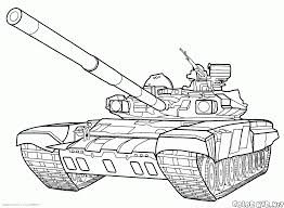 coloring page abrams