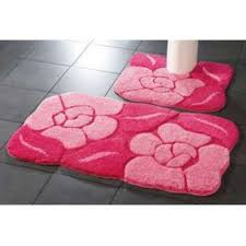 pink bathroom rugs bathroom rug sets captivating design and