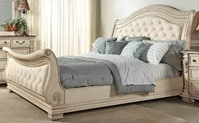 Tufted Sleigh Bed Cute Tufted Sleigh Bed King Tufted Sleigh Bed King Design