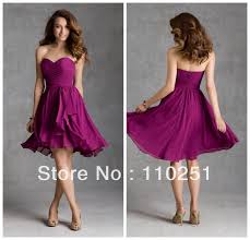 fuschia bridesmaid dress dress wave picture more detailed picture about modest a line