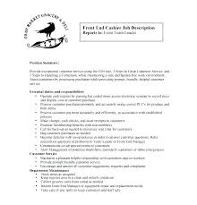 description of job duties for cashier cashier job duties for resume cashier job description for resume
