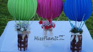 centerpieces for baby showers jar centerpieces baby shower wedding
