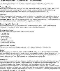 assistant teacher resume sample unforgettable assistant teacher