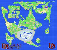 Heart Map Dragon U0027s Den U003e Dragon Quest Monsters 3 Caravan Heart Gba U003e Maps