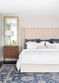 bedroom nightstand ideas incredible best 25 mirror behind nightstand ideas on pinterest small