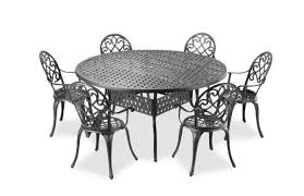 20 sturdy sets of patio furniture from cast aluminum home design