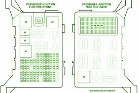 04 jaguar x type passenger junction fuse box diagram u2013 circuit
