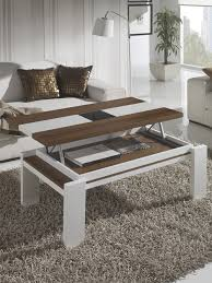 Table Basse Relevable Fly by Table Basse Relevable Extensible Blanche Table Basse Relevable
