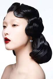 black hairstyles ocean waves finger wave hairstyles haircuts hairdos careforhair co uk