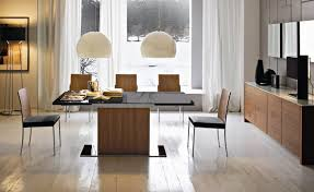 Extendable Glass Dining Table Park Extendable Dining Table U0026 Reviews Allmodern
