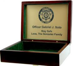 Department Gifts Sheriffs Dept Gift Gift For A Officer Gift For A Us